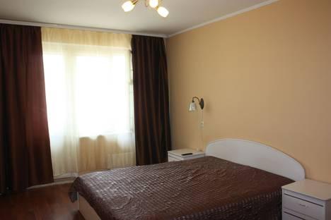 Сдается 1-комнатная квартира посуточно в Тюмени, улица Народная, 8.