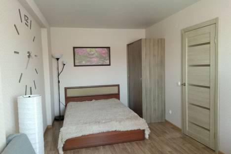 Сдается 1-комнатная квартира посуточно в Ижевске, переулок Северный 54.