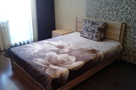 Сдается 1-комнатная квартира посуточно в Красноярске, улица Водопьянова, 5.