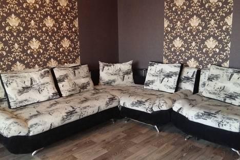 Сдается 2-комнатная квартира посуточно в Павлодаре, улица Кутузова, 204.