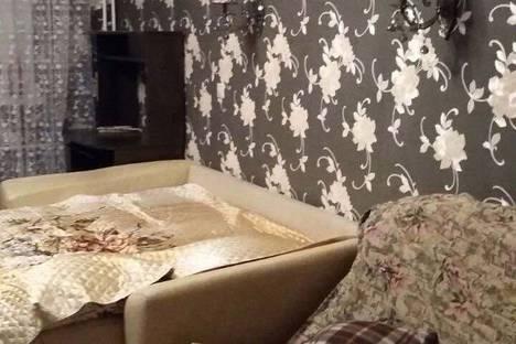 Сдается 1-комнатная квартира посуточно в Чехове, улица чехова 12-а.