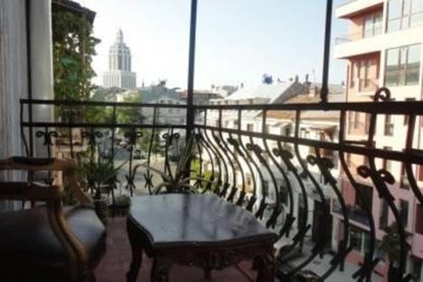 Сдается 4-комнатная квартира посуточно, улица   Джинчарадзе  10  кв  4.