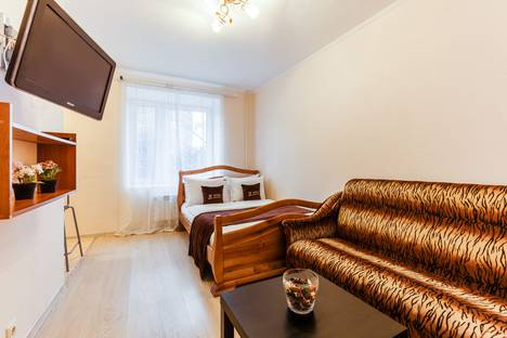 Сдается 1-комнатная квартира посуточно, Ослябинский переулок, 3.