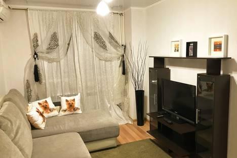 Сдается 1-комнатная квартира посуточно в Самаре, проспект Ленина, 5.