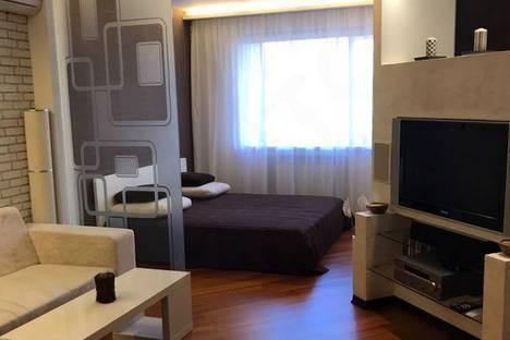 Сдается 1-комнатная квартира посуточно в Казани, улица Габдуллы Тукая, 75Г.