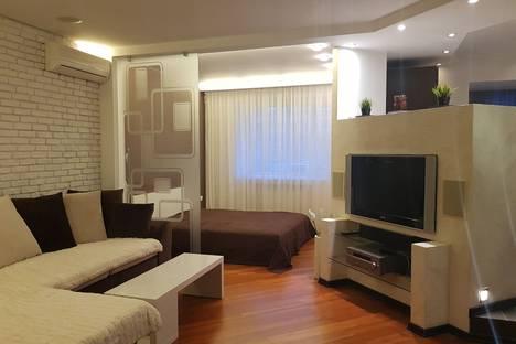 Сдается 1-комнатная квартира посуточно, улица Габдуллы Тукая, 75Г.