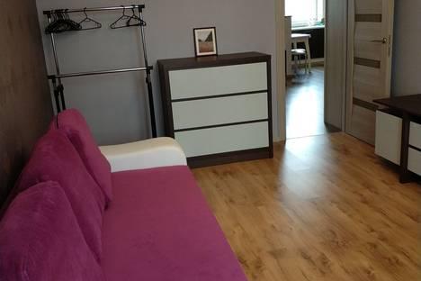 Сдается 2-комнатная квартира посуточно в Зеленоградске, улица Окружная, 7.