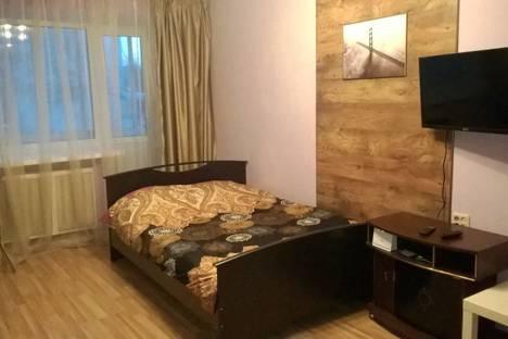 Сдается 1-комнатная квартира посуточно во Владимире, улица Усти-на-лабе, 18.