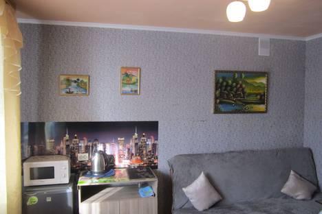 Сдается 1-комнатная квартира посуточно в Прокопьевске, проспект Гагарина, 20а.