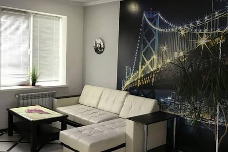 Сдается 2-комнатная квартира посуточно в Ставрополе, переулок Рылеева 5а.