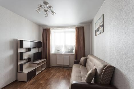 Сдается 1-комнатная квартира посуточно в Вологде, зеленый город 1.