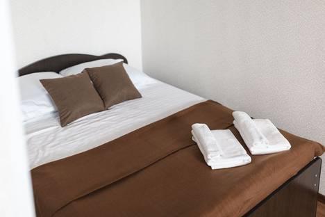 Сдается 1-комнатная квартира посуточно в Вологде, мкр Зеленый Город, д. 1.