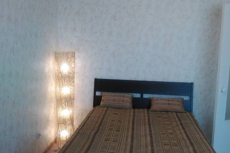 Сдается 1-комнатная квартира посуточно в Уфе, улица Комарова, 8.
