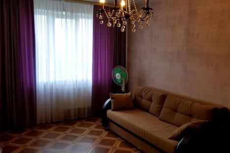 Сдается 1-комнатная квартира посуточно, улица Касимовское шоссе д. 8 корпус 1.