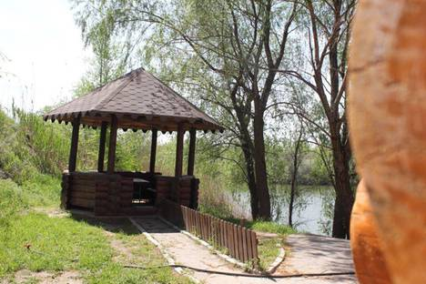 Сдается коттедж посуточно в Орловке, Волгоградская обл., с. Орловка.