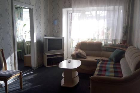 Сдается 2-комнатная квартира посуточно, улица Челюскинцев, 29.