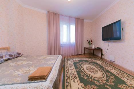 Сдается 1-комнатная квартира посуточно в Астане, Сарайшык 5Е.