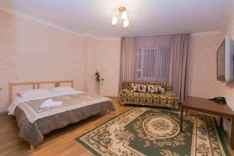 Сдается 1-комнатная квартира посуточно в Нур-Султане (Астане), Сарайшык 5Е.