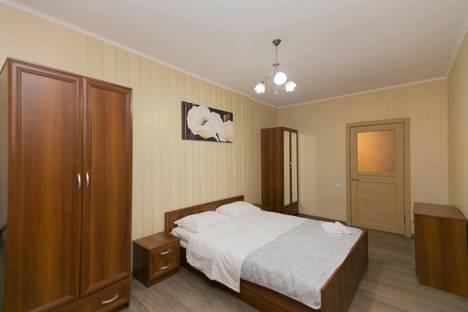 Сдается 2-комнатная квартира посуточно в Нур-Султане (Астане), Сарайшык 7Б.