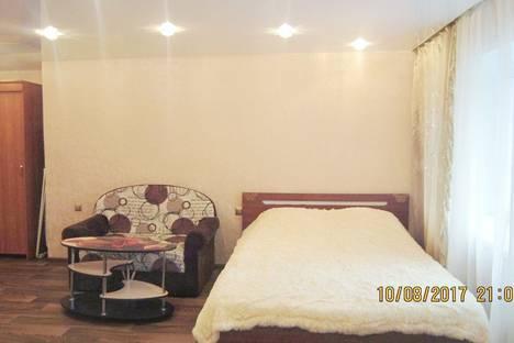 Сдается 1-комнатная квартира посуточно в Норильске, Ленинский проспект, 27.