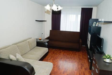 Сдается 1-комнатная квартира посуточно в Балашихе, Шоссе Энтузиастов д.5Б.