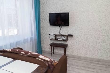 Сдается 1-комнатная квартира посуточно в Сарапуле, Удмуртская Республика,Центральный район, улица Гагарина, 9.