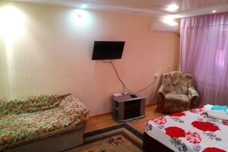 Сдается 1-комнатная квартира посуточно в Уральске, 9ый мик дом 11 кв 17.