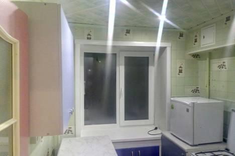 Сдается 1-комнатная квартира посуточно в Сухом Логе, улица Белинского, 53.