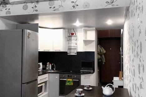 Сдается 1-комнатная квартира посуточно в Петрозаводске, улица Чапаева, 44.