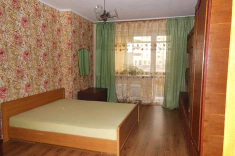 Сдается 1-комнатная квартира посуточно в Броварах, ул.Грушевского 21.