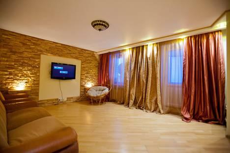 Сдается 3-комнатная квартира посуточно в Смоленске, проезд Маршала Конева, 29.