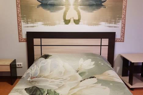 Сдается 1-комнатная квартира посуточно в Иркутске, Байкальская улица, 165Б.