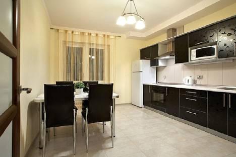 Сдается 1-комнатная квартира посуточно, Союзная улица, 4.