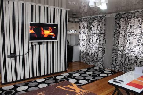 Сдается 1-комнатная квартира посуточно в Бишкеке, Шота руставели 101 дом.