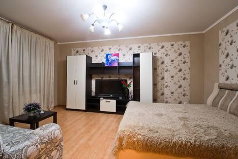Сдается 1-комнатная квартира посуточно, Кубанская улица, 54.