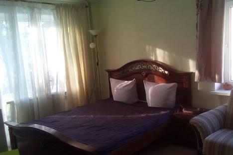 Сдается 1-комнатная квартира посуточно в Калининграде, ул. Житомирская д. 16.