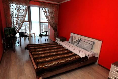 Сдается 1-комнатная квартира посуточно в Тюмени, улица Самарцева, 3.