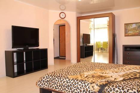 Сдается 1-комнатная квартира посуточно в Тюмени, 50 лет октября 24.
