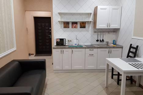 Сдается 1-комнатная квартира посуточно в Краснодаре, улица Архитектора Петина, 16.