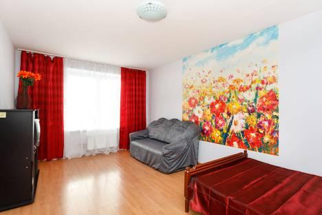 Сдается 1-комнатная квартира посуточно в Екатеринбурге, улица Смазчиков, 3.