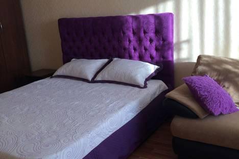Сдается 1-комнатная квартира посуточно в Тольятти, улица Ленина, 76.