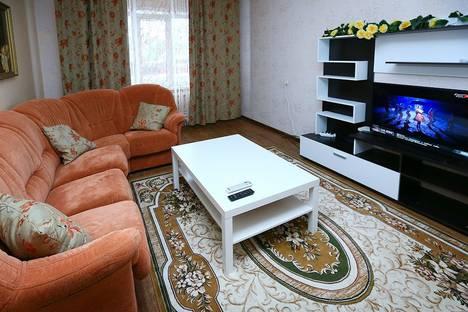 Сдается 3-комнатная квартира посуточно в Жлобине, улица Поплавская.
