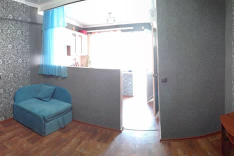 Сдается 1-комнатная квартира посуточно в Новом Свете, голицина 16 д.