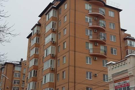 Сдается 2-комнатная квартира посуточно в Ессентуках, ул.Советская 11.
