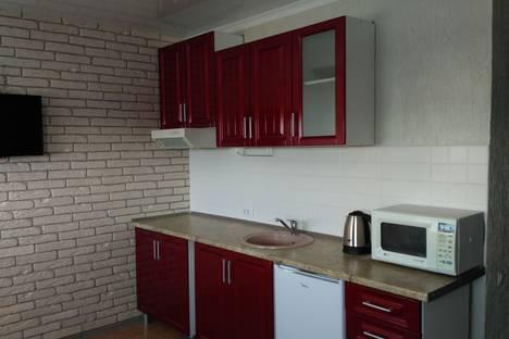 Сдается 1-комнатная квартира посуточно в Караганде, ул. Ермекова 108/2.