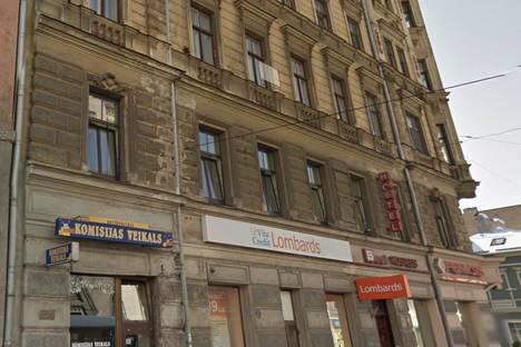 Сдается комната посуточно в Риге, ул.А.Чака 52.