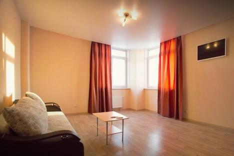 Сдается 1-комнатная квартира посуточно в Красноярске, улица Авиаторов, 45-2.