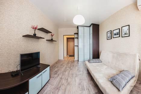 Сдается 1-комнатная квартира посуточно в Самаре, Центральная улица, 1.