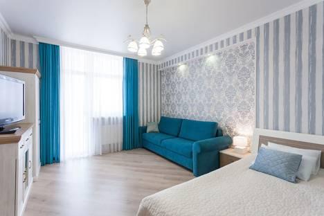 Сдается 1-комнатная квартира посуточно в Адлере, улица Парусная, 23.