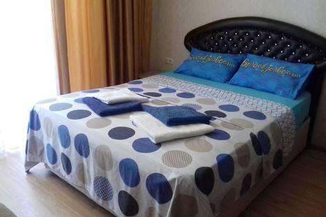 Сдается 1-комнатная квартира посуточно, Улица Химшиашвили 15.